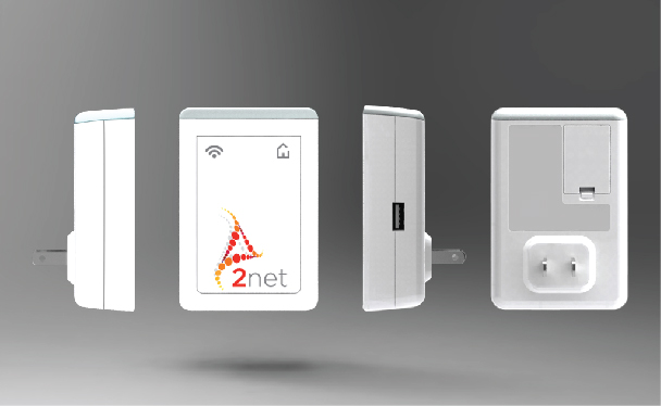 Qualcomm 2Net Hub Connected Home Care Solution
