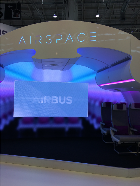 Aircraft Interiors Expo (AIX) 2017