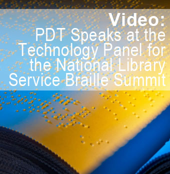 National Library Service (NLS) Braille Summit