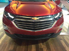 Detroit and Chicago Auto Shows 2017 Trends and Tech