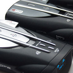 Cobra Radar Detector Product Line