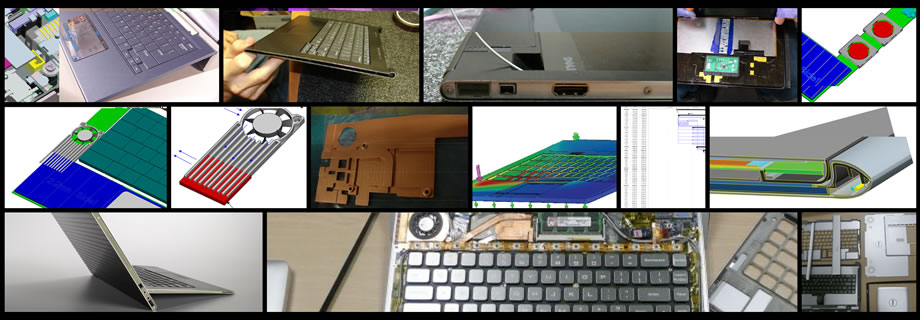Dell Adamo Prototypes