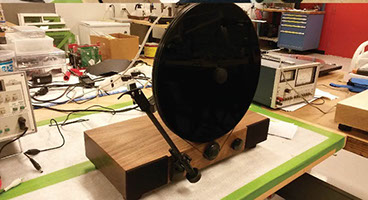 Gramovox Floating Record Player | PDT