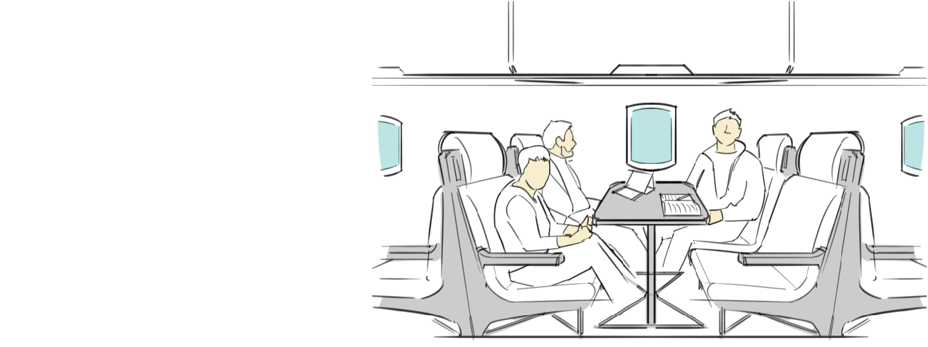 Airline Passenger Experience Future of Flight