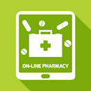 mHealth and telemed on-line pharmacy
