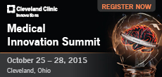 Cleveland Clinic Medical Innovation Summit
