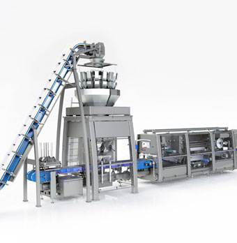Ishida Complex Food Packing Machinery