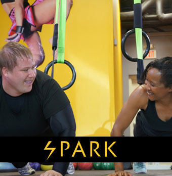 Spark Award for PRIMAL7 fitness product
