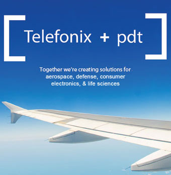 Telefonix and PDT Partner to Advance Innovation