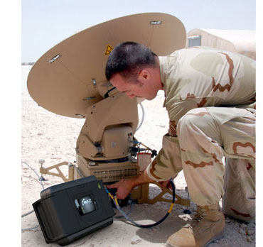 SCOUT SATCOM Military Toolkit Device Development